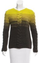 Giamba Wool Knit Sweater