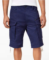 G Star Men's Rovic Loose-Fit Cargo Shorts