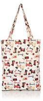 Harrods Scottie Dog Pocket Shopper Bag