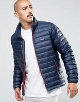 Patagonia Down Sweater Jacket In Navy