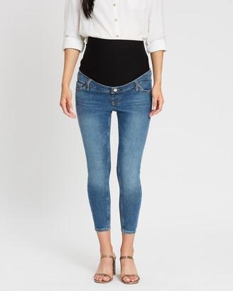Topshop Maternity Jamie Maternity Jeans