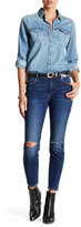 True Religion Halle Super Skinny Crop Jean