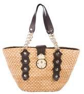 MICHAEL Michael Kors Leather-Trimmed Tote
