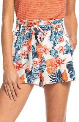 Roxy Steal the Sun Print Shorts