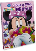 Disney Hardcover Interactive Book With 10 Pages