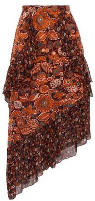 Anna Sui 3/4 length skirt