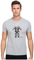 Original Penguin Sci-Fi Robot Tee