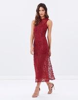 Alice McCall Bordeaux Dress