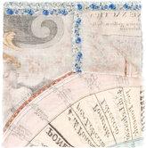 Faliero Sarti lettering print scarf - women - Silk/Cotton/Modal - One Size