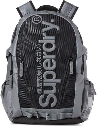 Superdry Mesh Tarp Laptop Backpack