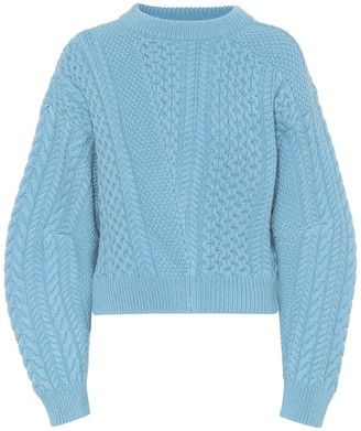 Stella McCartney Wool and alpaca sweater
