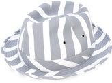 Comme des Garcons striped hat - men - Cotton - M