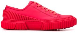 both Ridged Band Sneakers
