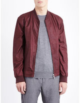 Brunello Cucinelli Faux-leather Bomber Jacket