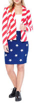 Opposuits American Woman Skirt Suit