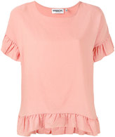Essentiel Antwerp - Nenia top - women - Polyester/Viscose - 38
