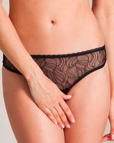 Wolford Leafage String Panty