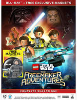 Disney LEGO Star Wars: The Freemaker Adventures Season One Blu-ray