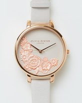 Olivia Burton 3D Bouquet Watch