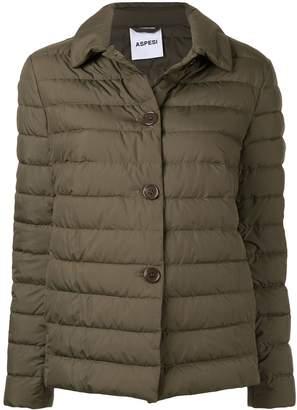 Aspesi padded button jacket