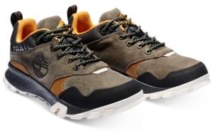 Timberland Men's Garrison Trail Wtr Ox Hiking Boots Men's Shoes
