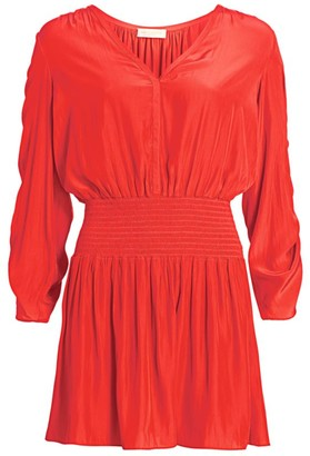 Ramy Brook Lily Tunic Mini Dress