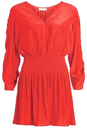 Ramy Brook Lily Tunic Mini Dress