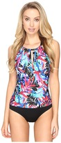 Jantzen Tropic Nights High Neck One-Piece