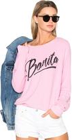 Wildfox Couture Senorita Bonita Top