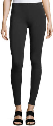 Joan Vass Petite Full-Length Leggings