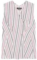Isabel Marant Safi striped cotton top