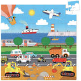 Vilac Transport Puzzle - 56 Pieces - from 4 years old