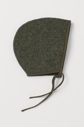 H&M Wool-blend Bonnet Hat