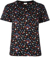 Saint Laurent all-over star print T-shirt