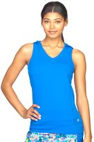 Colosseum Women's Warmup Hooded Running Tank