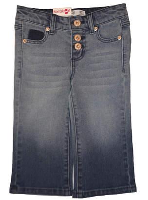 KensieGirl Dip Dye Wide Leg Crop Pant