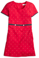 Brooks Brothers Short-Sleeve Cotton XO Dress