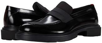 HUGO BOSS Dart Loafer (Black) Men's Shoes