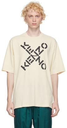 Kenzo Off-White Sport Logo T-Shirt