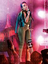 New York & Co. Soho Jeans - Jennifer Hudson High-Waist Ankle Legging - Woodland Green