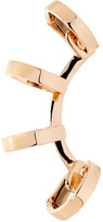 Repossi Rose Gold Multi Band Berbere Ear Cuff