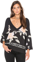 Wildfox Couture Flora Sweater