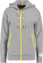 Marc by Marc Jacobs Cotton-jersey hooded sweatshirt