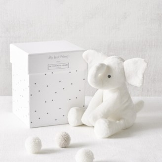 The White Company My First Kimbo Toy, White, One Size