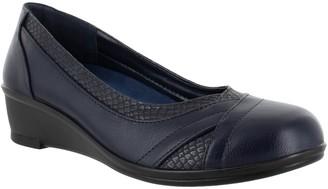 Easy Street Shoes Lightweight Comfort Wedges - Dena