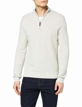 Izod Men's 1/4 Zip Pique Sweater Sweatshirt