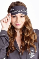 Wildfox Couture Buona Notte! Eyemask in Charcoal Grey