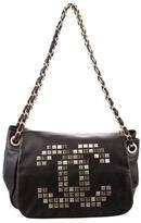 Chanel Mosaic Studs Flap Bag