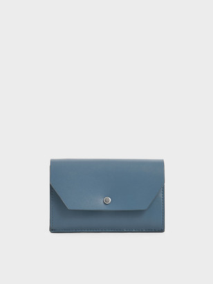 Charles & Keith Reversible Front Flap Card Holder