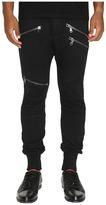 Pierre Balmain Biker Sweatpants Men's Casual Pants